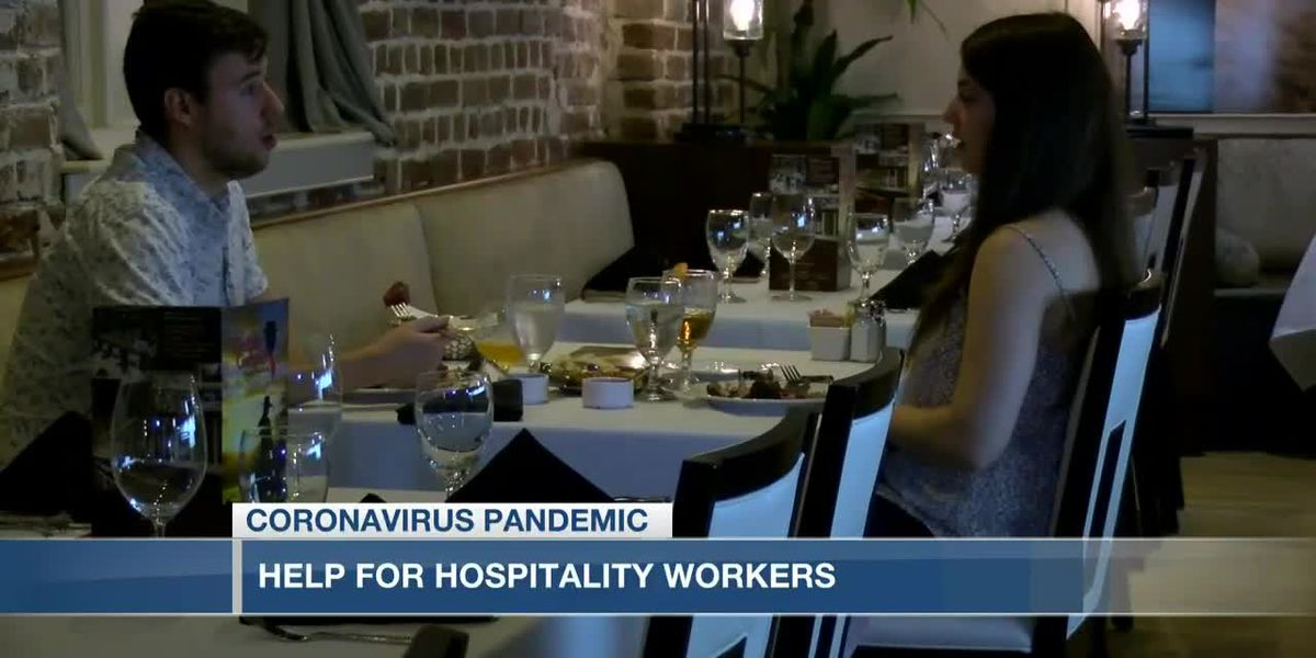 VIDEO: Resources available for hospitality workers hit hard by COVID-19 pandemic