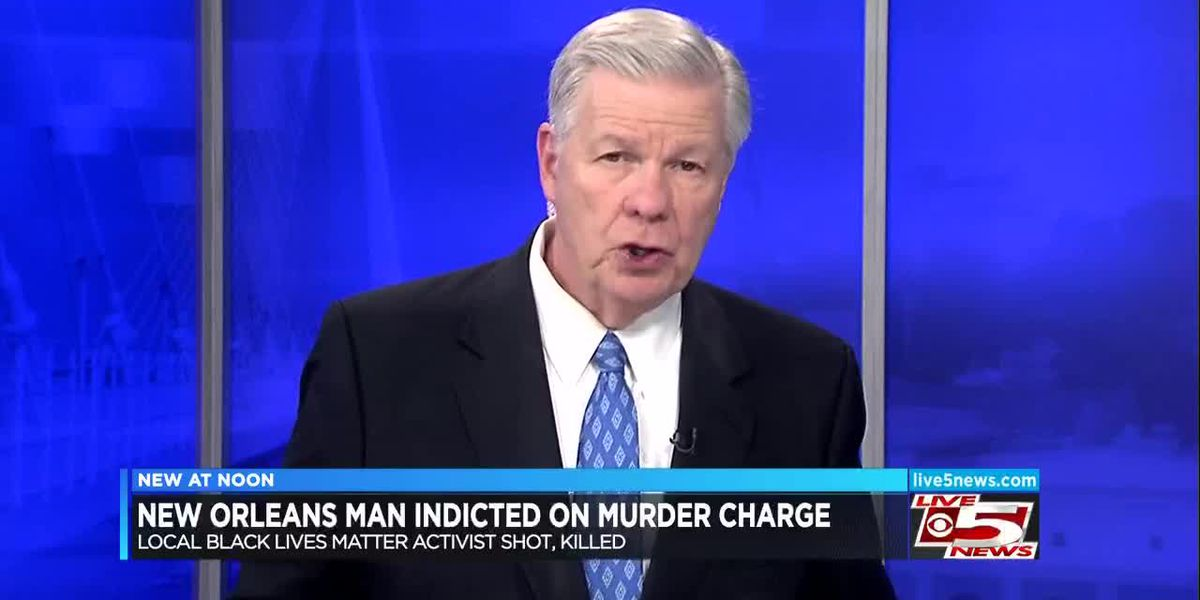 VIDEO: New Orleans man indicted on murder charge