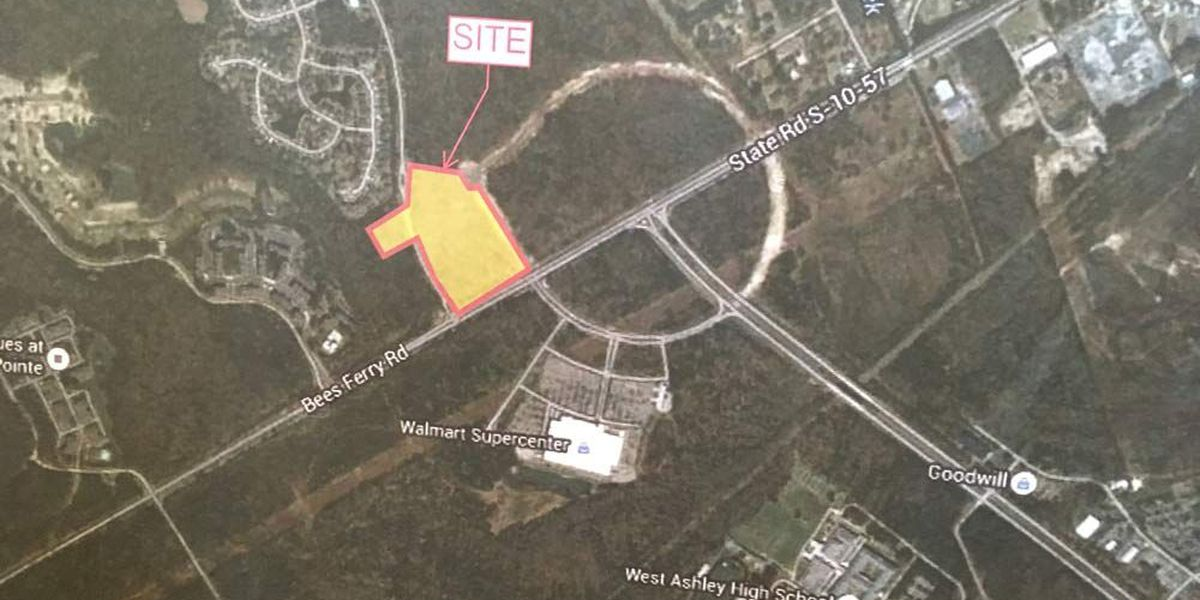 Developer of new Harris Teeter for West Ashley Circle gets feedback from community on project plans