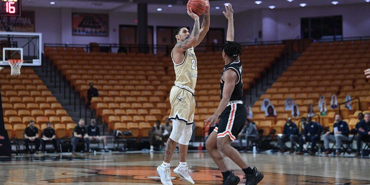 Camels storm back to down Bucs Saturday night