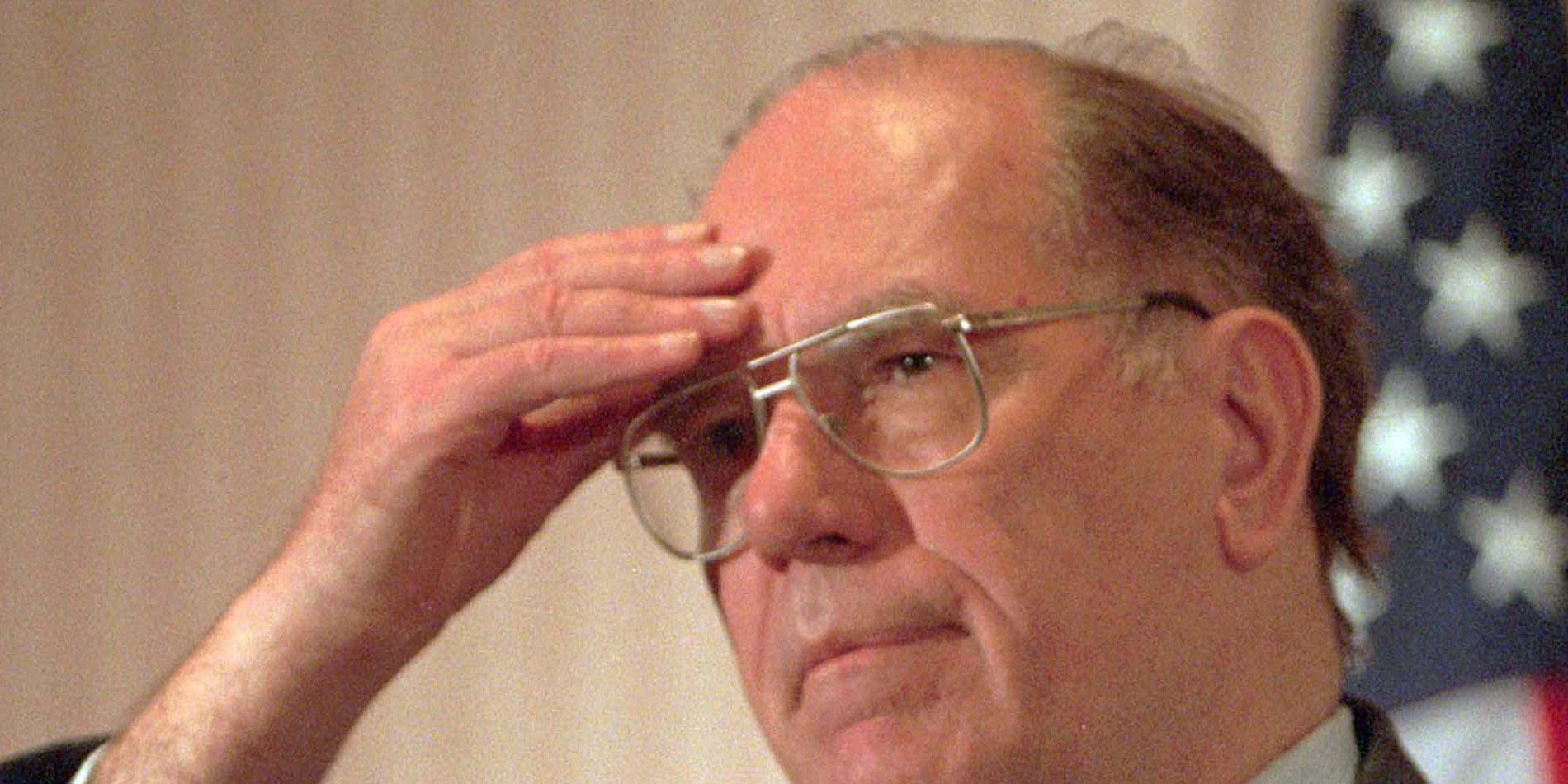 Perennial presidential candidate Lyndon LaRouche dead at 96