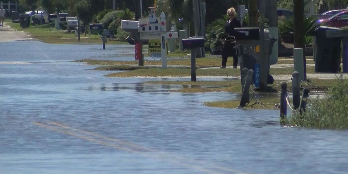 Bill to allow hospitality fee money to be used to fix flooding issues heads to McMaster's desk
