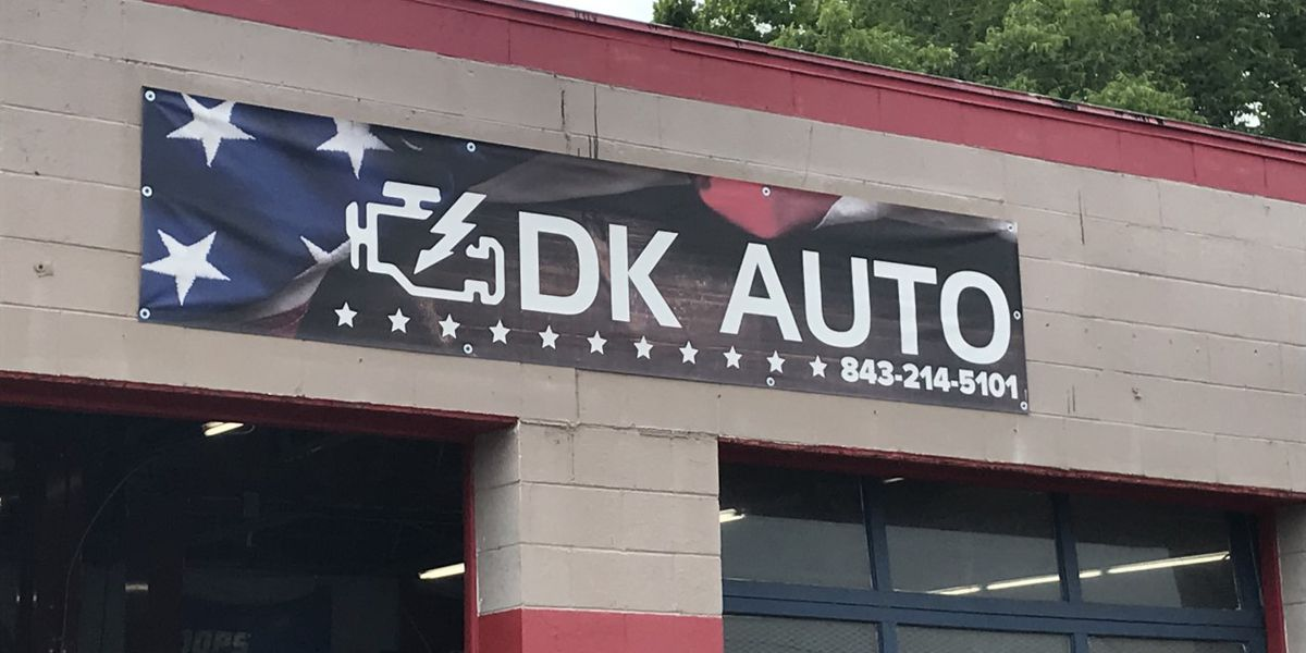 Thieves break into cars, steal stereo equipment from Summerville auto repair shop
