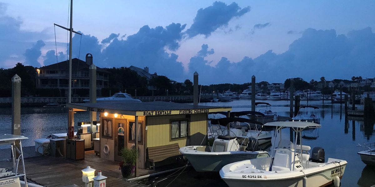 IOP could spend $4M to replace most city marina docks