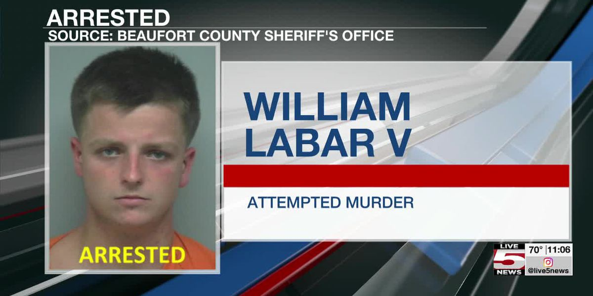 VIDEO: Deputies arrest man wanted in connection with Burton shooting