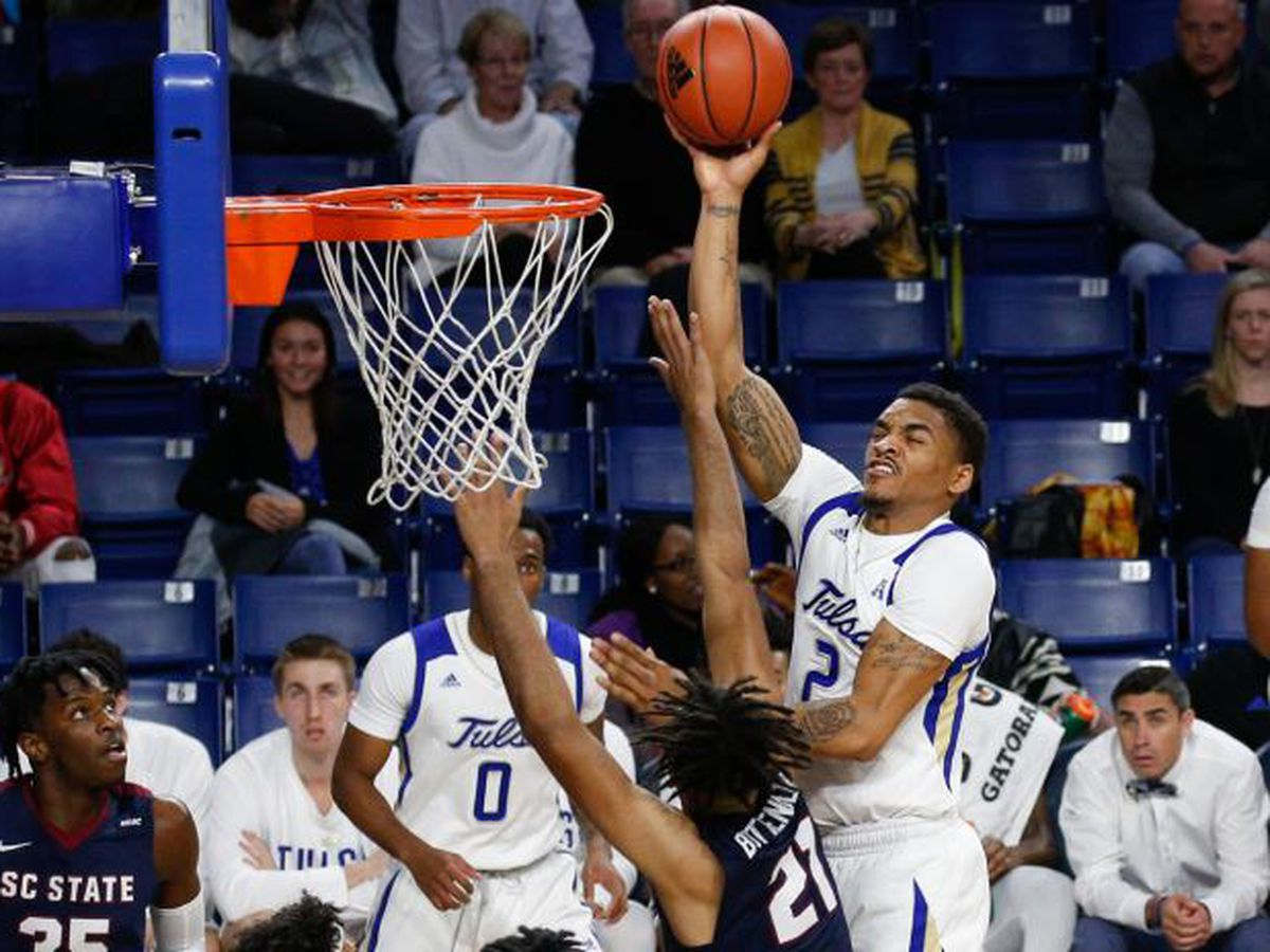 Jeffries with 18 points, Tulsa buries SC State 74-52