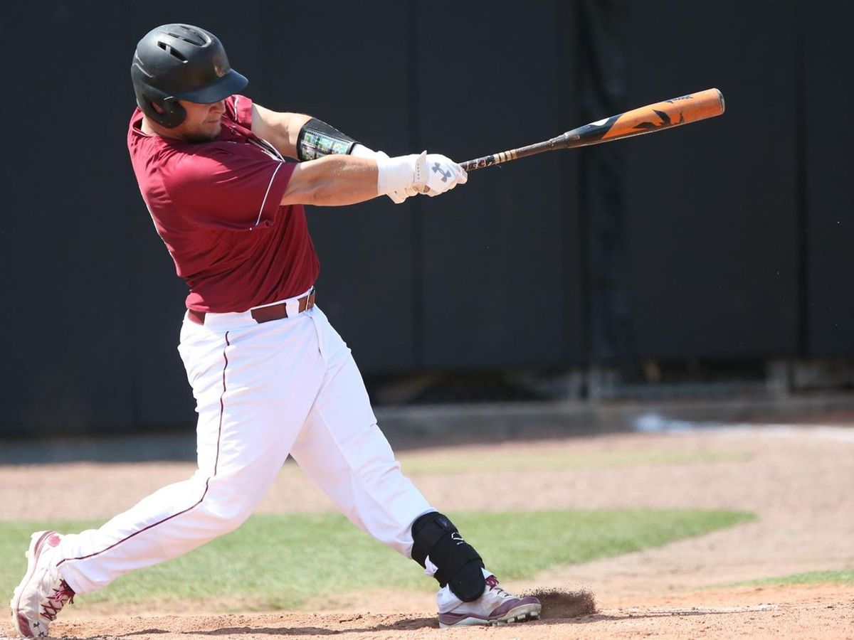 Elon Edges Cougars, 8-6, in Back-And-Forth Affair