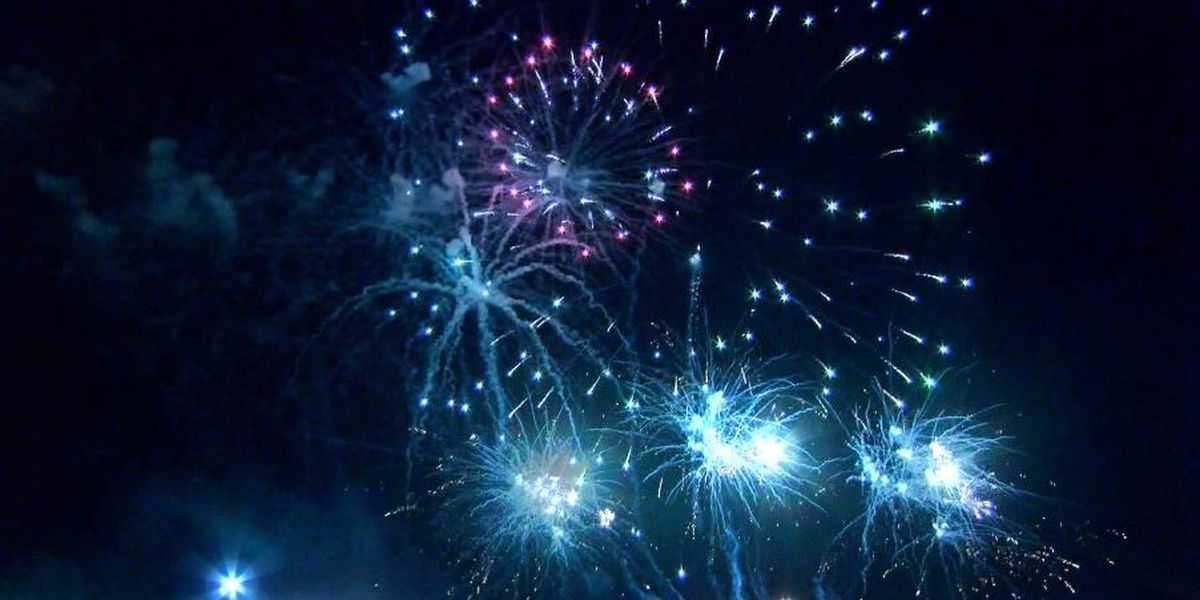 Fourth of July celebrations planned across the Lowcountry