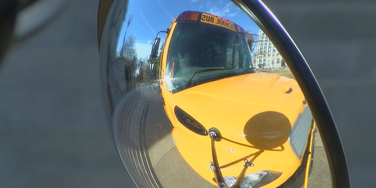 Parents in Charleston County concerned with late school buses
