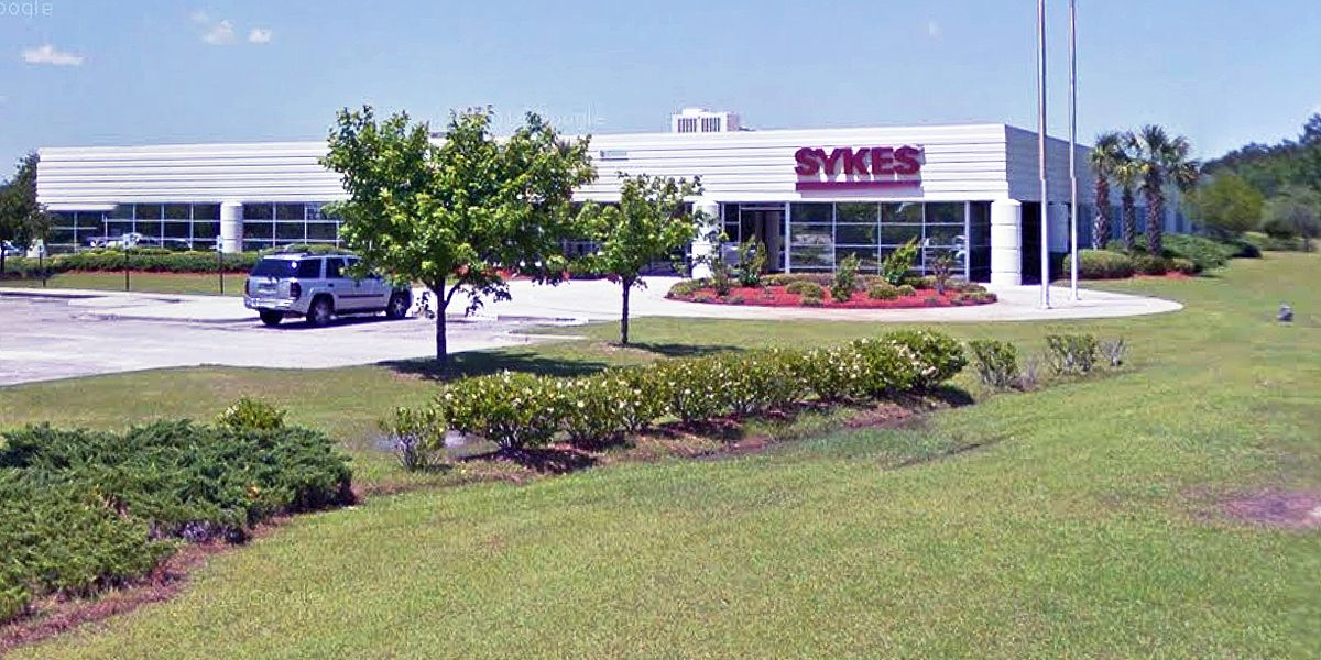 Sykes Enterprises to close Kingstree call center, impacting 99 workers