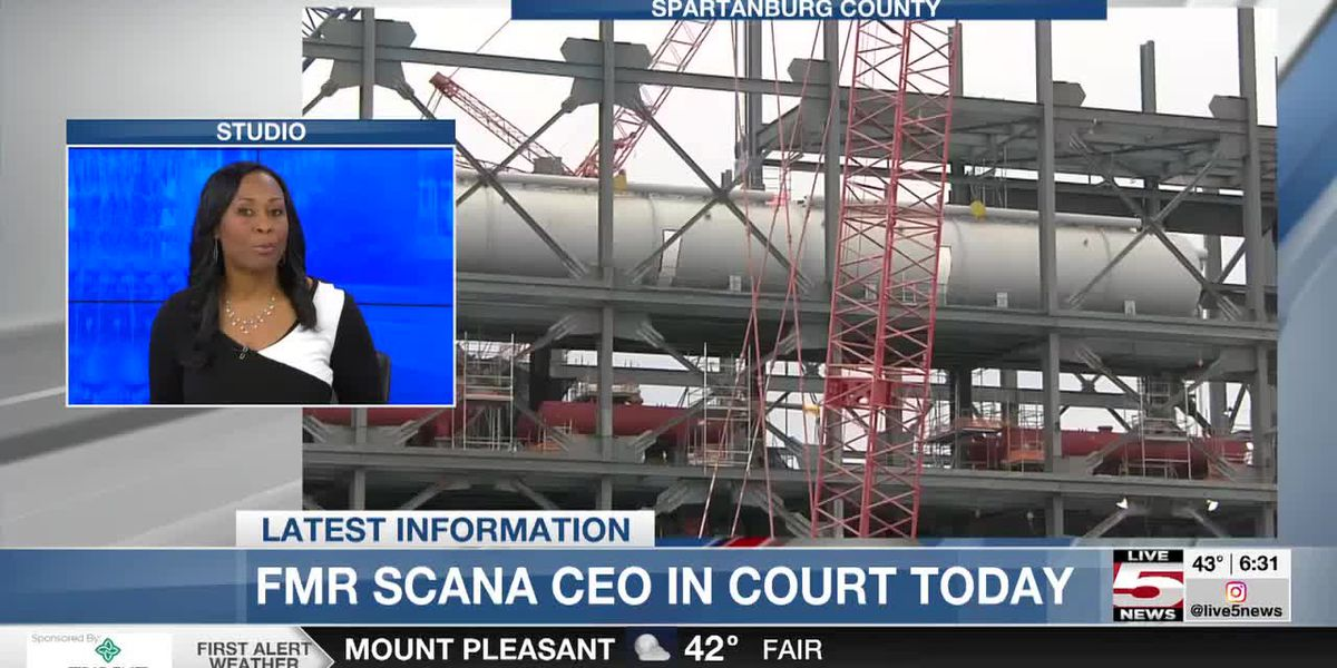 VIDEO: SCANA ex-CEO to plead guilty to fraud charges