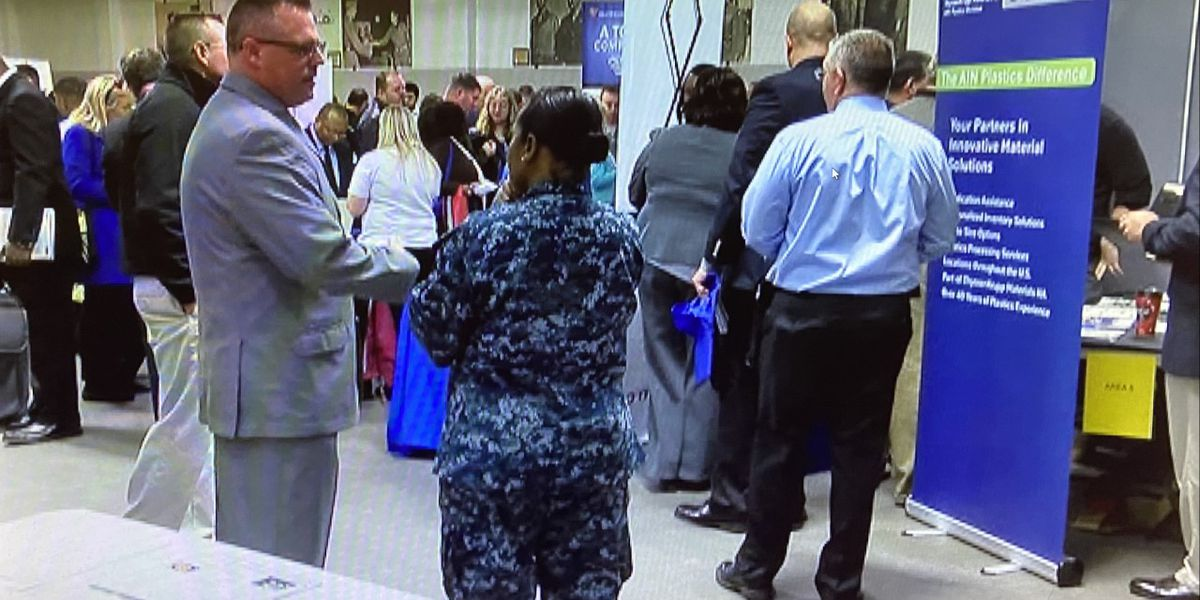 Virtual Veterans job fair features employers from across the nation