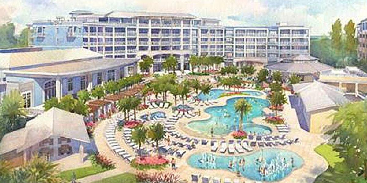 Wild Dunes Resort to build new hotel expected to open in 2021