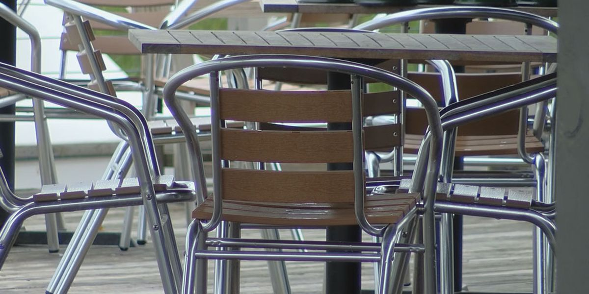 Restaurants allowed to reopen Monday in Ga.