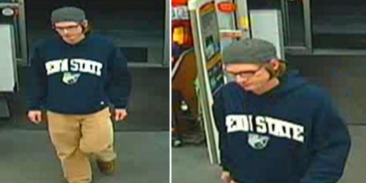 Photos released of suspected Johns Island CVS armed robber