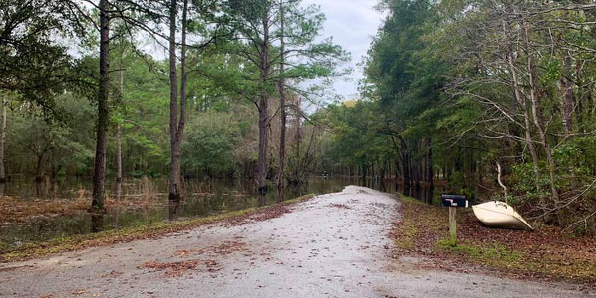 Santee Cooper to continue releasing water from dam on Lake Marion at least through Wednesday