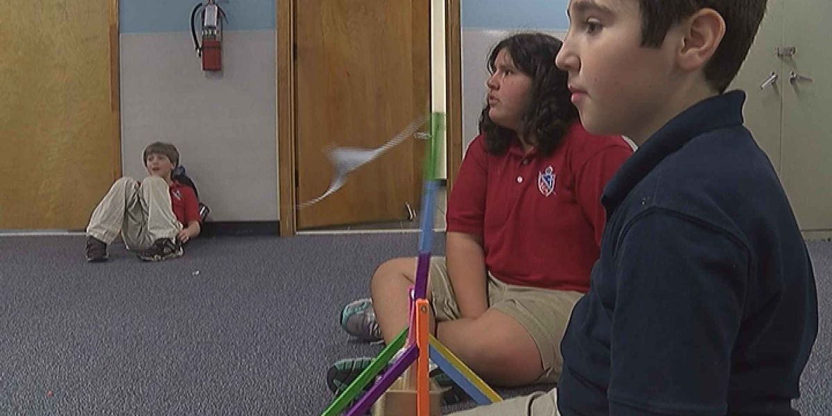 Tri-county schools use medieval technology to teach