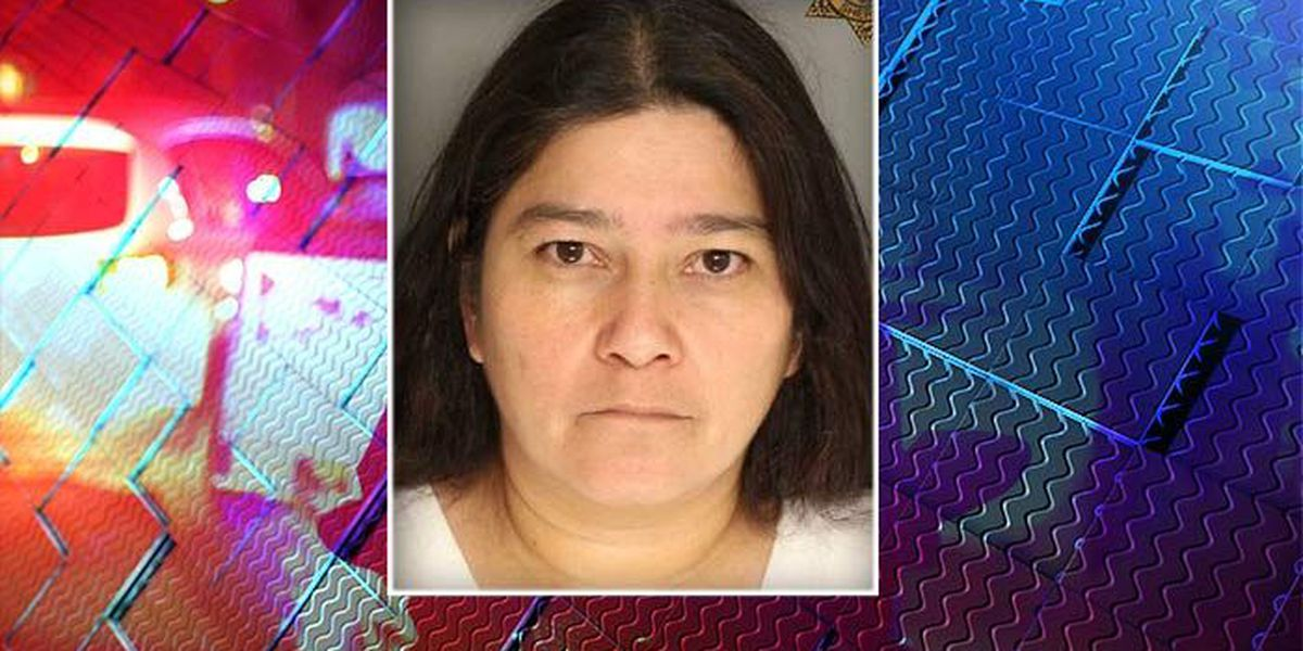 Deputies: Woman arrested after traffic stop leads to discovery of $40K in marijuana
