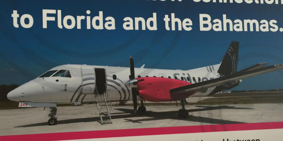 Charleston International Airport welcomes Silver Airways