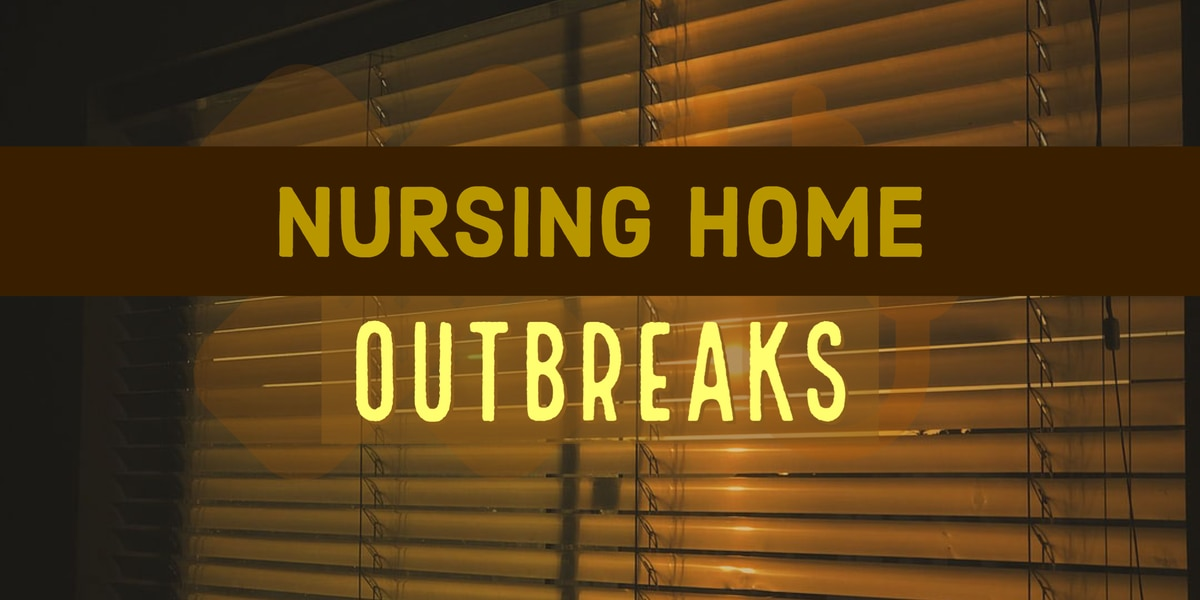 Dozens of nursing homes cited for infection-related deficiencies early this year now have COVID-19 cases
