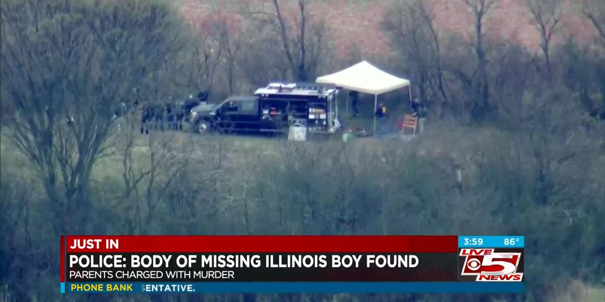 VIDEO: Police say body of missing 5-year-old boy found