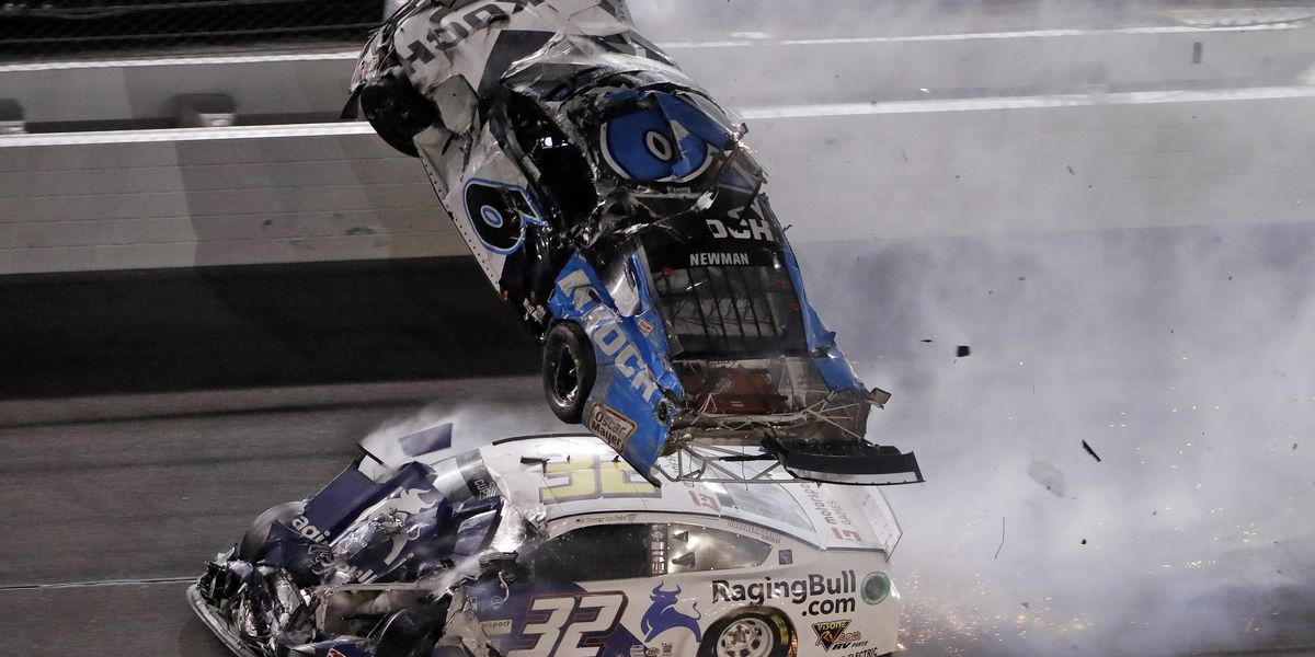 Ryan Newman awake, speaking after horrific Daytona 500 crash