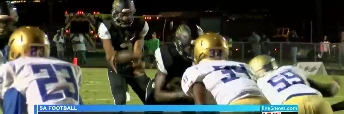 VIDEO: Goose Creek's Mukuamu named Five Star Player of the Week
