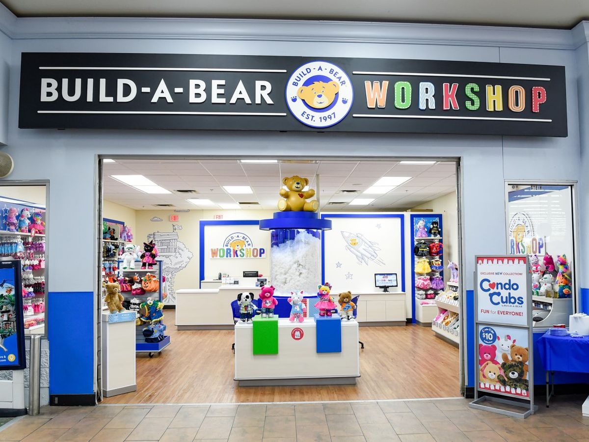 Build-A-Bear to open workshop inside N. Charleston Walmart