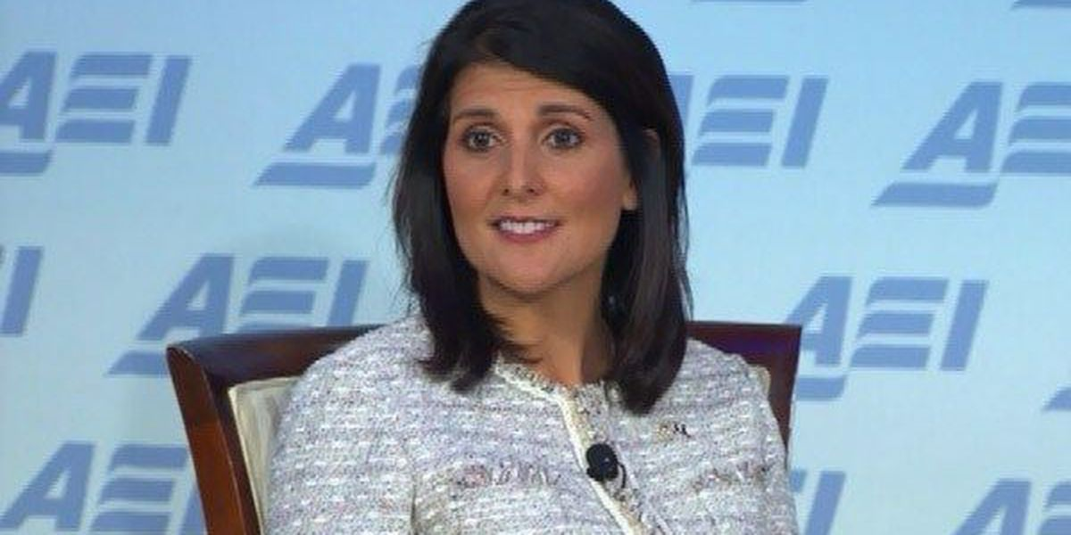 Haley: Finish work on ethics bill this year
