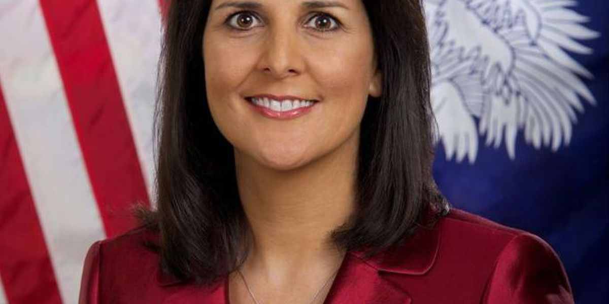 Gov. Haley announces disaster assistance for farmers