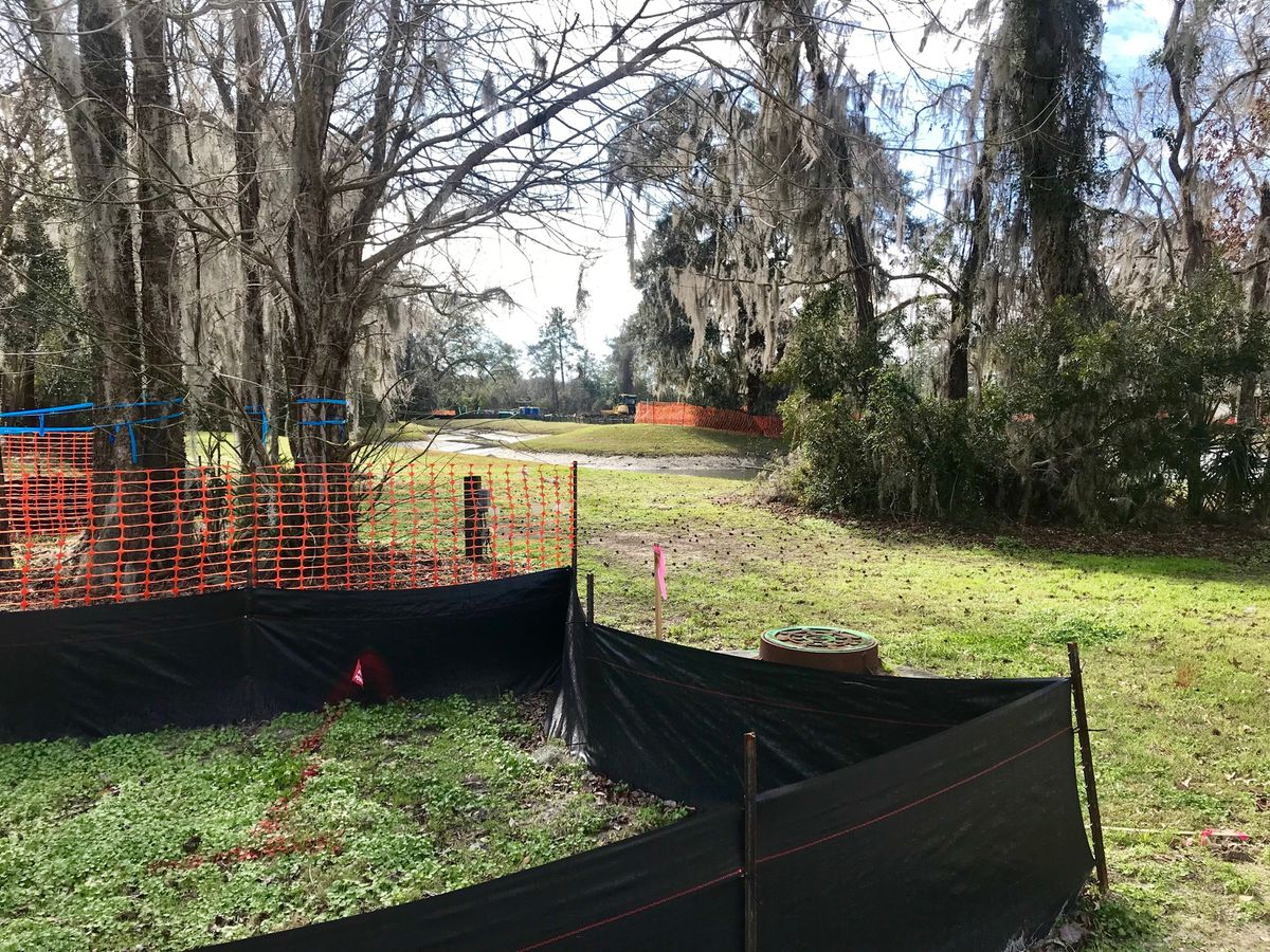 Historian works to protect slave gravesites near housing construction in North Charleston