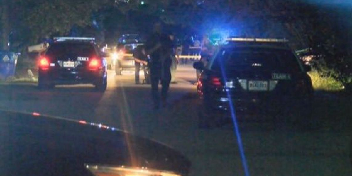 Police: Man shot twice while standing in W. Ashley driveway