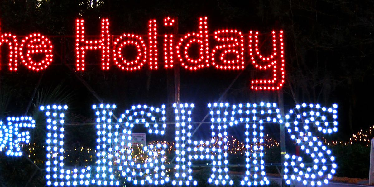 James Island, Charleston County Parks to fund Festival of Lights traffic study
