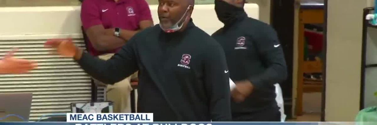 VIDEO: Rideau Jr. carries SC State to 1st win of season