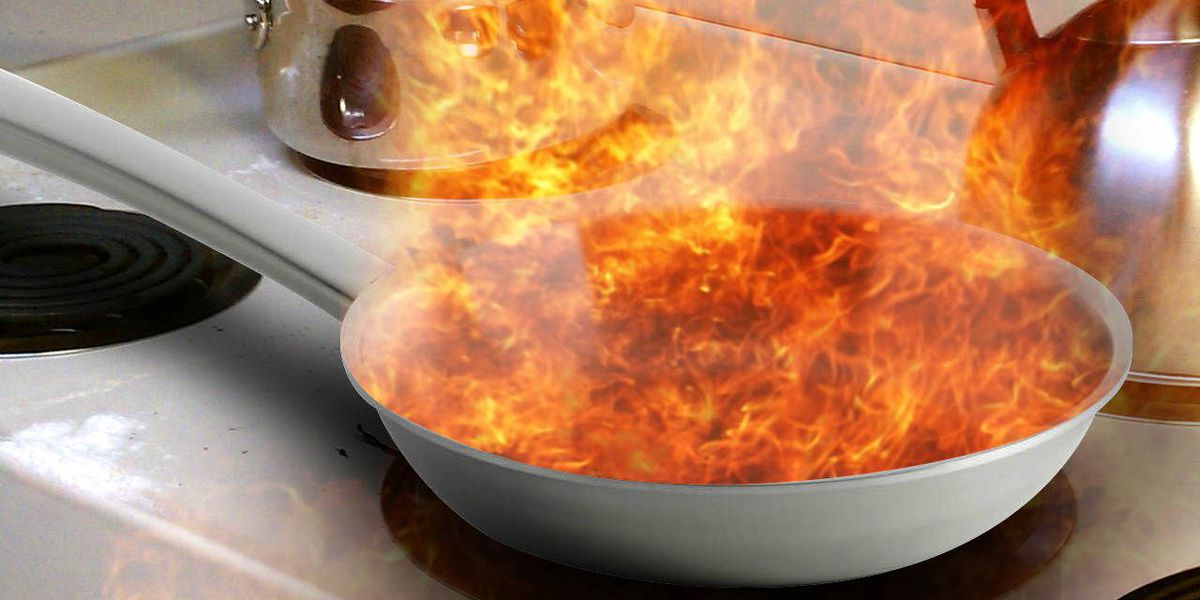 Study: Thanksgiving Day most dangerous for cooking fires