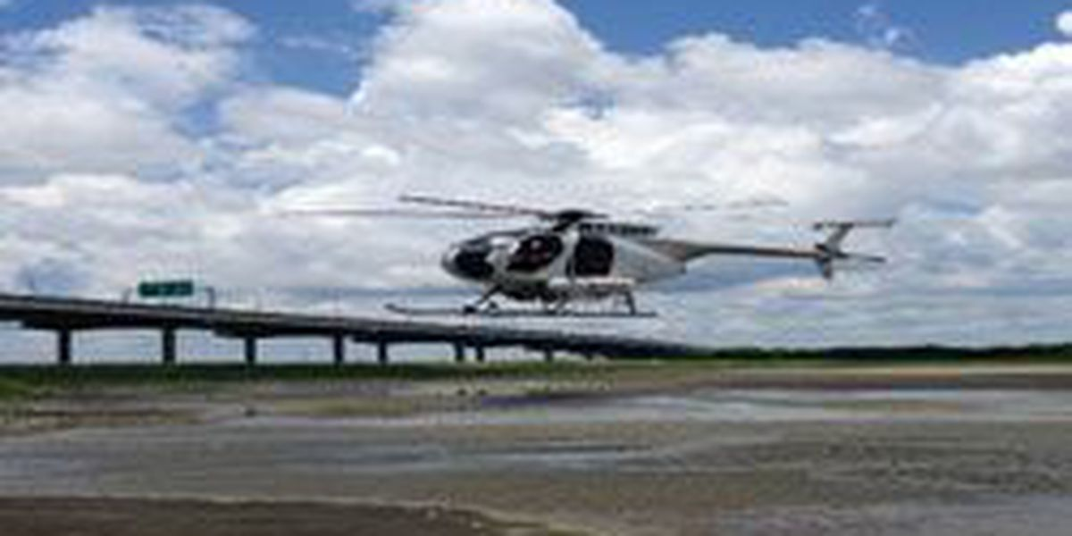 Mosquito Control spraying in Charleston County