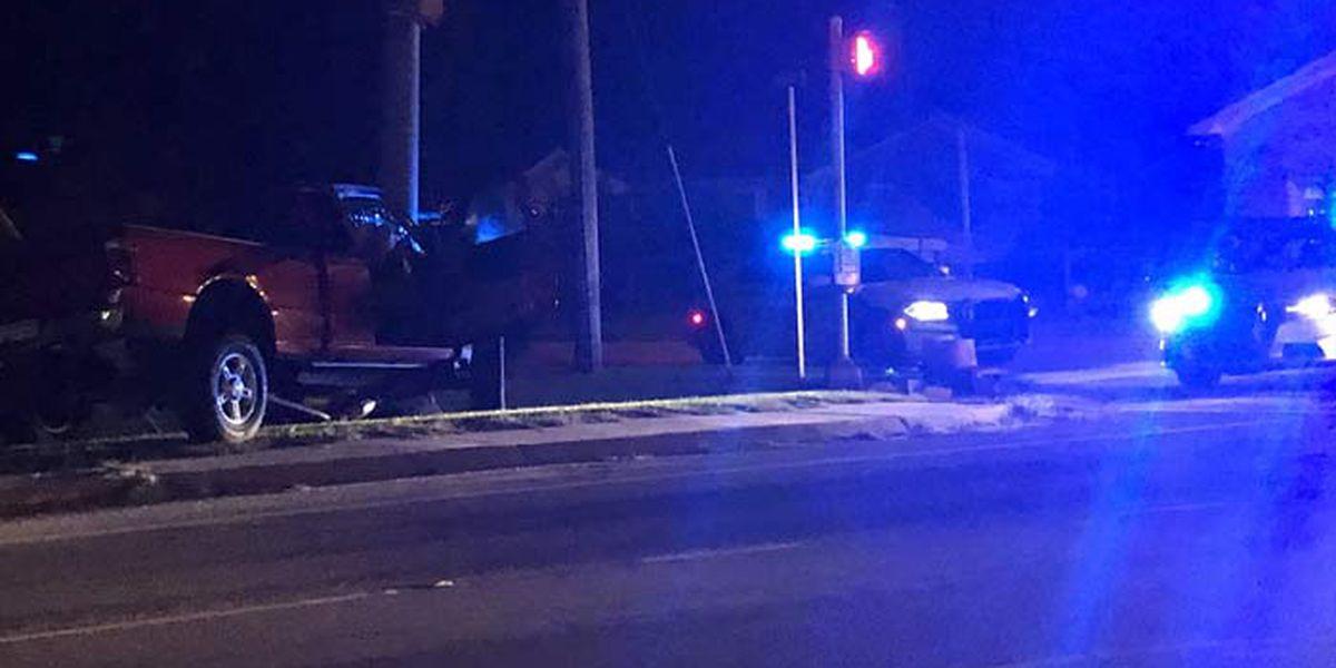 Highway Patrol investigating crash involving injuries on Ladson Road