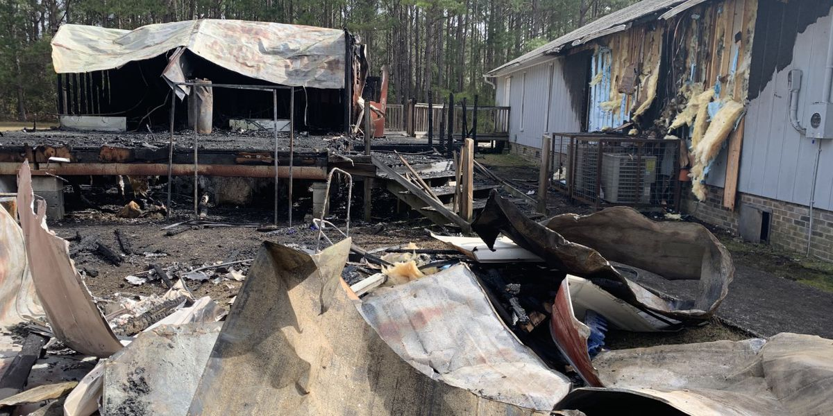 'Be praying for us': Conway area church works to rebuild following massive fire