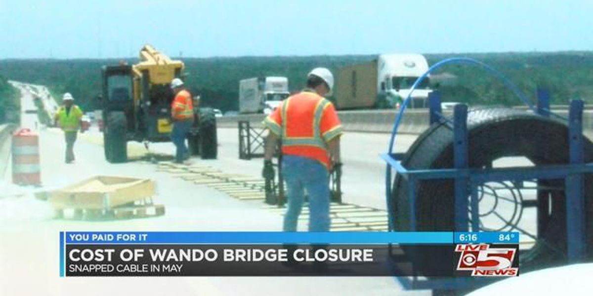 You Paid For It: Wando Bridge Closure Costs
