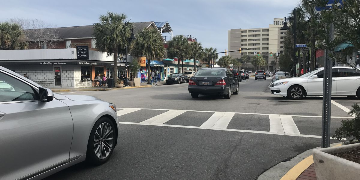 Folly Beach officials schedule 2-hour lane reversal on Folly Road after Fourth of July fireworks