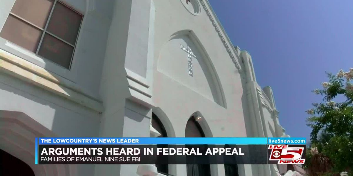 VIDEO: Arguments to be heard Tuesday in federal appeal of Emanuel 9 lawsuits against the FBI