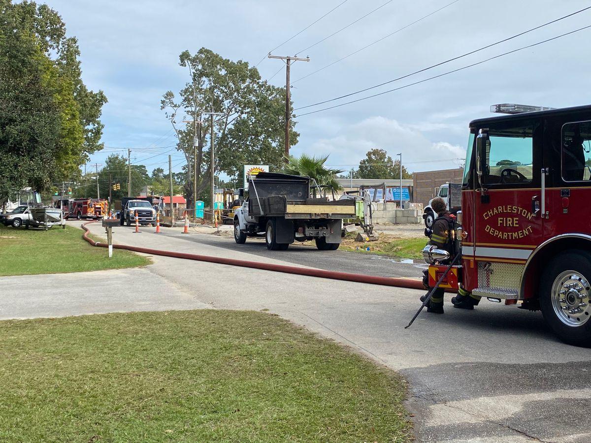 Police: Savannah Highway reopened after gas leak closes lanes