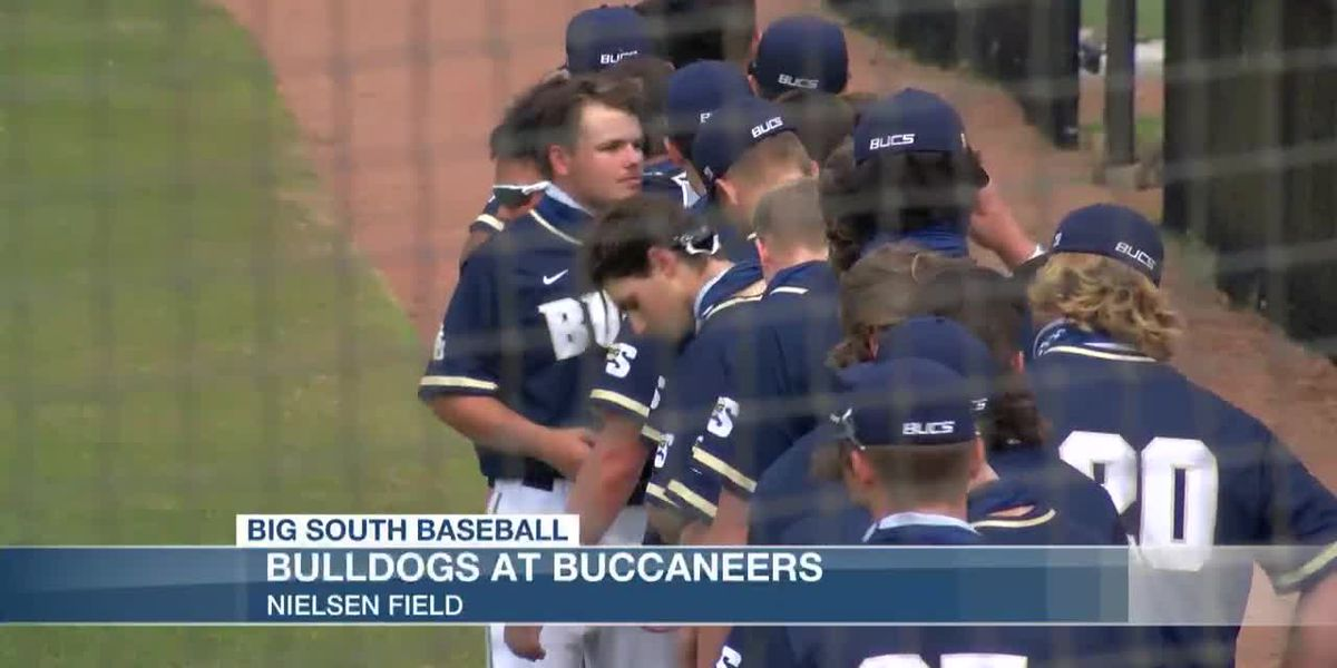 VIDEO: Bucs post Saturday Big South sweep against UNC Asheville