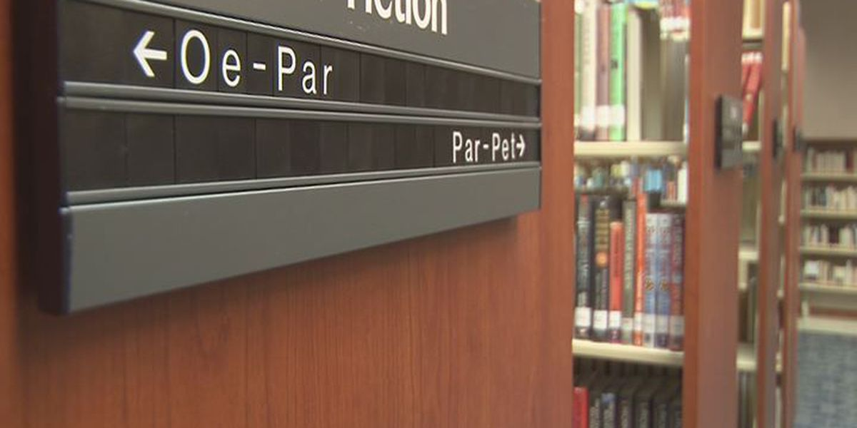 Charleston county residents prepare to vote on future of public libraries