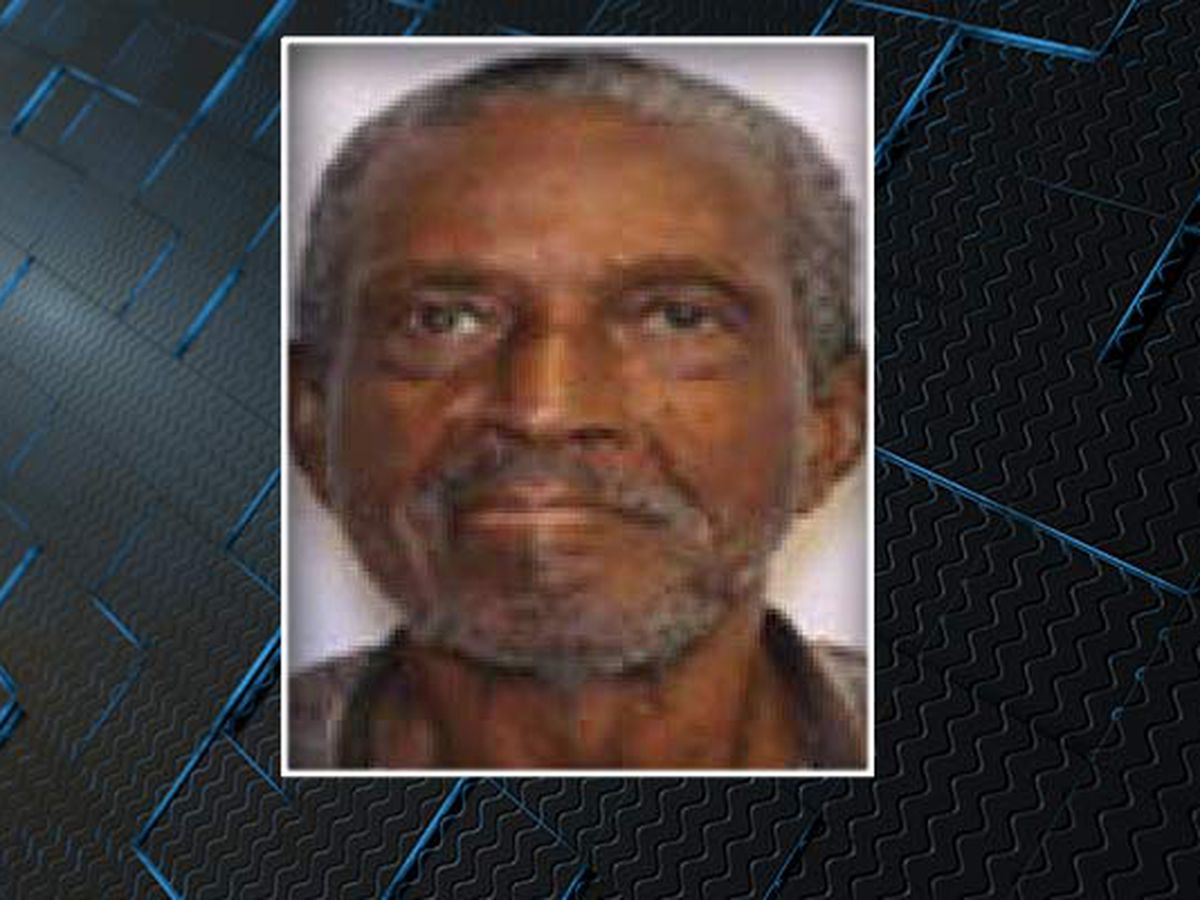 Goose Creek police searching for missing elderly man with dementia