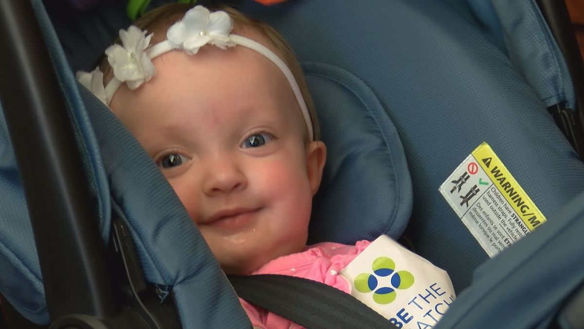 Lowcountry infant with rare disease needs a blood stem ...
