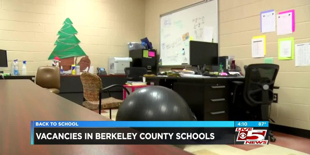 VIDEO: BCSD works to fill teacher, bus driver vacancies before school year starts