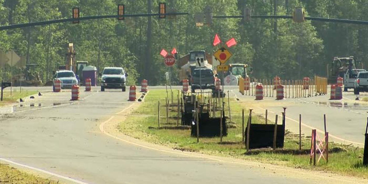 Intersection in Berkeley County opening Wednesday, expected to alleviate traffic
