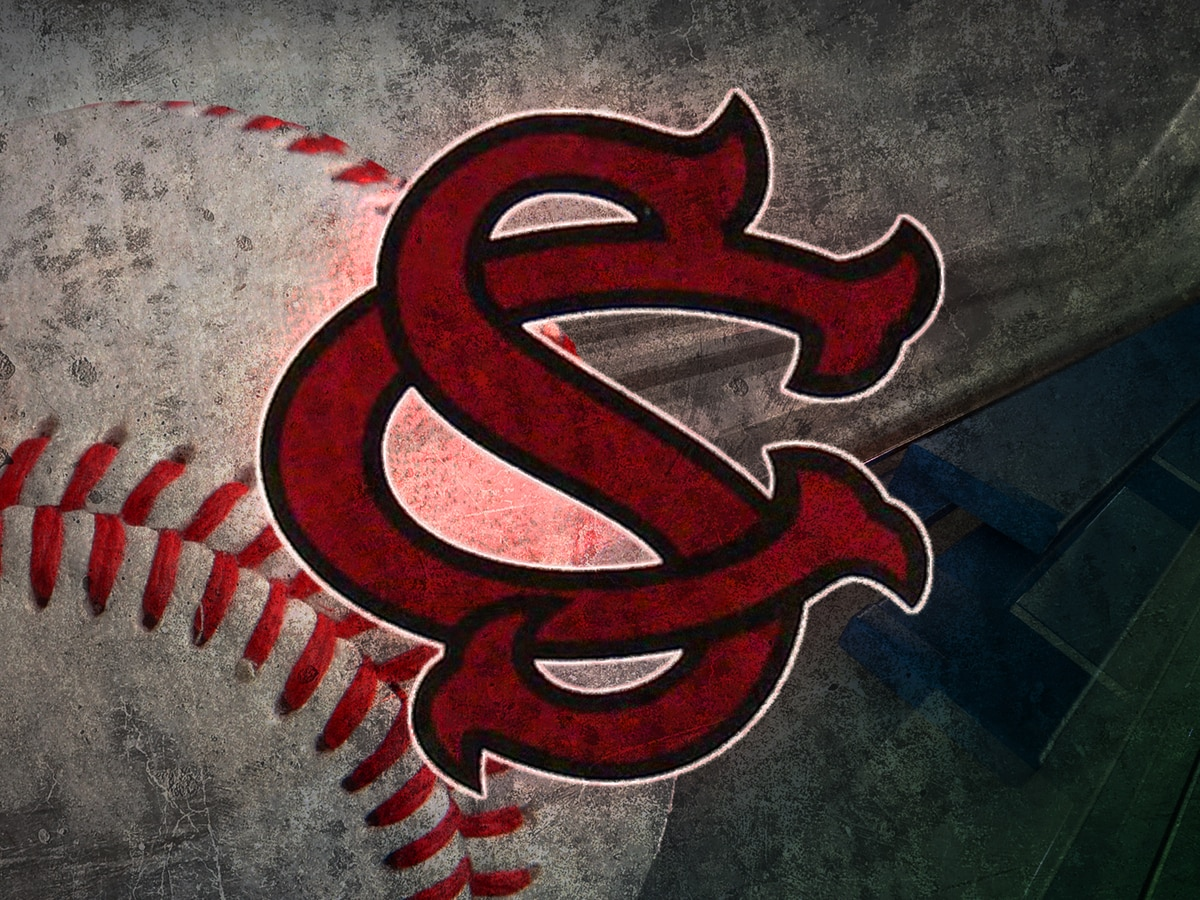 Eyster Homers Twice in South Carolina's Saturday Loss to Mississippi State