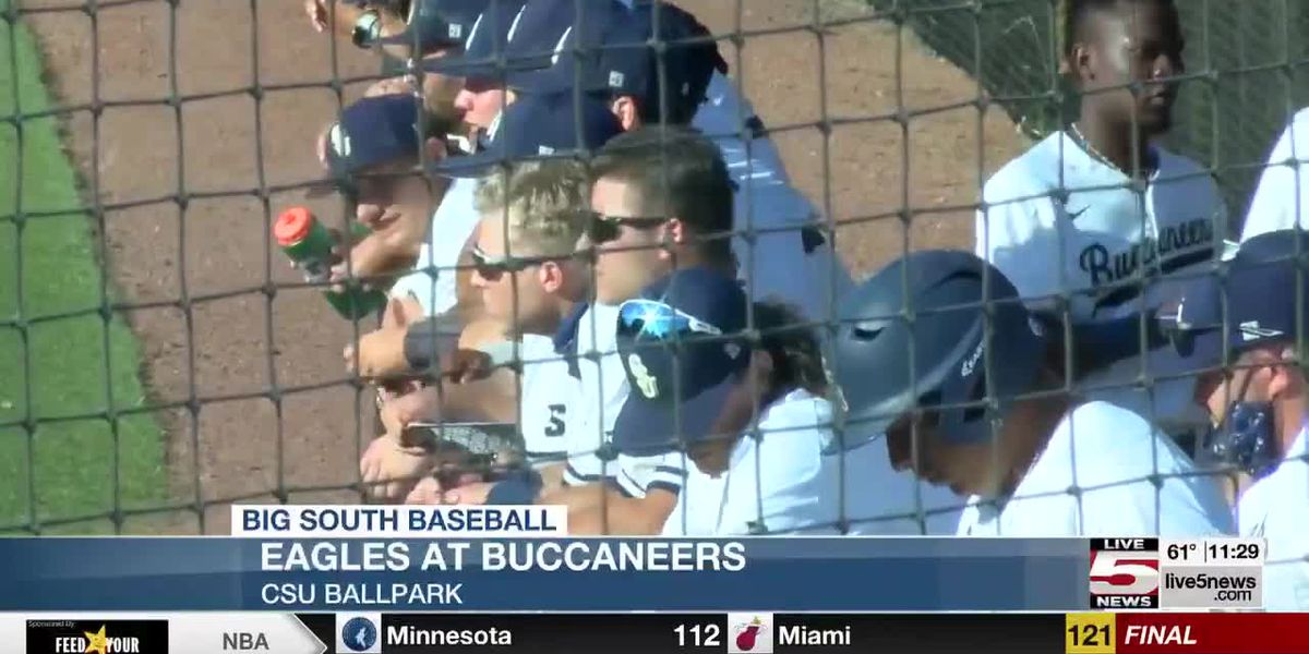 VIDEO: CSU drops series opener to Winthrop on Friday